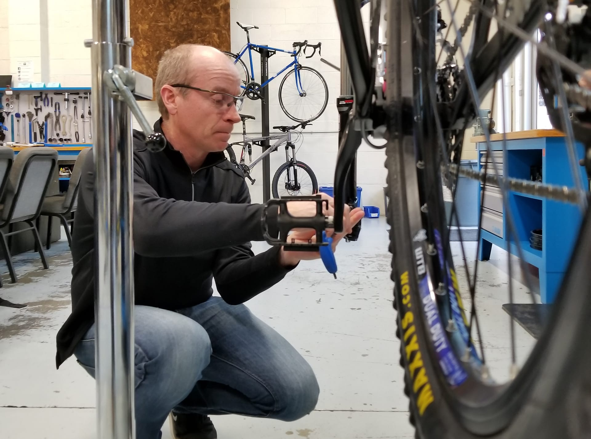Bike repair in vancouver Washington area